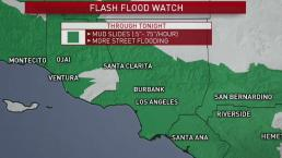 Midday Update: Storm Surges Across LA County