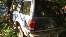 Crash Survivor Crawls to Safety After 3 Days