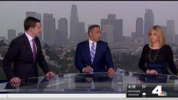 PM Forecast - Rain Hitting SoCal Through Thursday