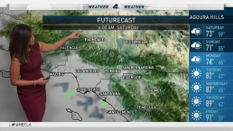 PM Forecast: Fall-Like Weather May Bring in Drizzle