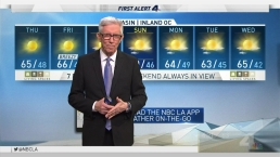 PM Forecast Chilly Days and Nights All Week