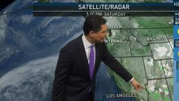 PM Forecast: Dry and Cool Sunday