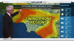 PM Forecast: High Winds Kick In