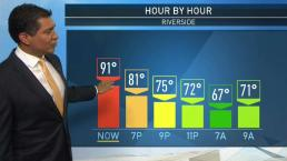 PM Forecast: Last Muggy Day