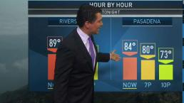 PM Forecast: Muggy Through Friday