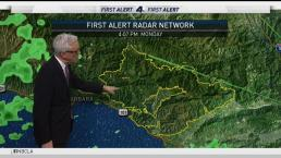 PM Forecast: Rain is On the Way in SoCal