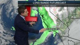 PM Forecast: Rainfall Expected Midweek