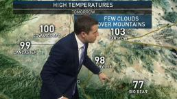 PM Forecast: Temps Gradually Cooling