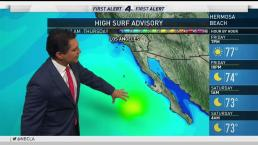 PM Forecast: High Surf Advisory