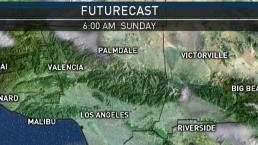 PM Forecast: Sunday Rain Possible
