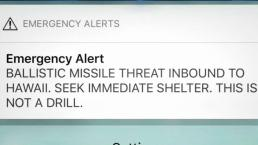 Passengers Share Stories of Hawaii Missile Threat Scare