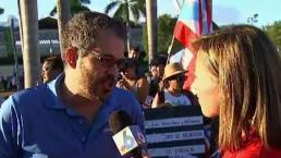 Protesters Prepare for Massive March in Puerto Rico