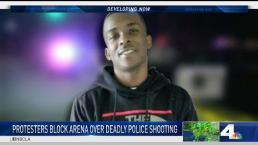 Protesters Voice Outrage Over Killing of Stephon Clark