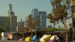 Residents Unhappy With Homeless Encampment Cleanup