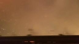 Saddleridge Fire: Flames Burn Porter Ranch Hillsides