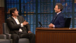 'Late Night': Kyle Chandler Loves 'Say Yes to the Dress'