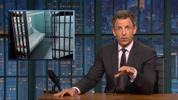 'Late Night': Checking in With the Private Prison System