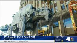 Star Wars Fans Can't Wait for 'The Last Jedi'