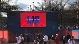 Rams Versus Patriots: Atlanta Preps for Super Bowl LIII