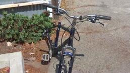 Suspected Bike Chop Shop in Playa del Rey
