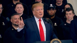 Trump Reiterates 'No Collusion' After Release of Mueller Report