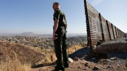 Images: Current US-Mexico Border Wall