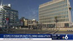 US Expels 15 Diplomats Following Havana Attacks