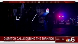 Hear the Calls From First Responders During Tuesday's Storms