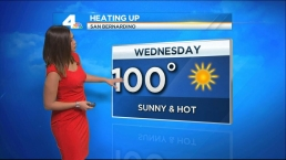 Heatwave Increases Fire Danger in SoCal