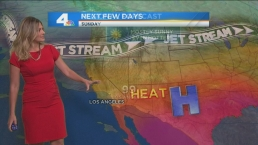 Temps Climb to 100 Degrees in SoCal