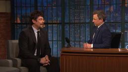'Late Night': Benicio del Toro Talks 'Sicario' Sequel
