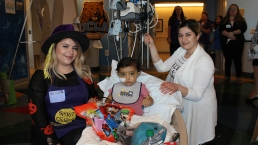 Spirit Halloween Throws a Spooky Party With a Purpose