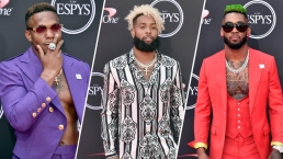 ESPYS 2018: Athletes, Celebs Hit the Red Carpet