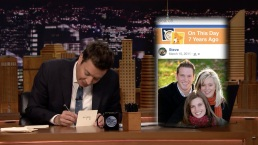 'Tonight': Thank You Notes to Facebook Memories, Hammers