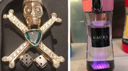 Look Inside: Celebrity Swag Suite at the Golden Globes