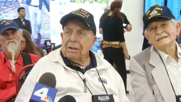 Two World War II Vets Headed Back to Iwo Jima