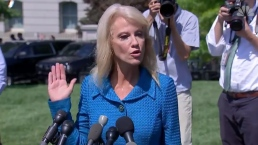 Conway Asks Reporter: 'What's Your Ethnicity?""