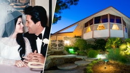 Photos: Inside Elvis and Priscilla Presley's Honeymoon Home