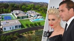 Gwen Stefani and Gavin Rossdale List Extravagant $35M Estate
