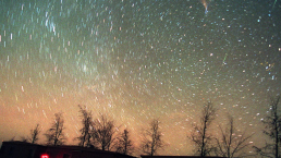 The Leonid Meteor Shower Will Be Visible This Weekend