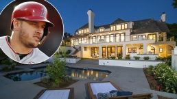 Angels Star Mike Trout Bought a $9.15M Newport Beach Mansion