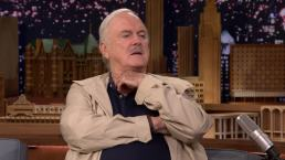 'Tonight': John Cleese Answers Crazy Audience Questions