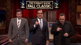 'Tonight': Pratfall Contest With Kevin James