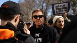 Why Paul McCartney Joined NYC March for Our Lives