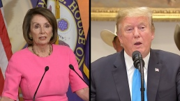 Trump, Pelosi Trade Harsh Words