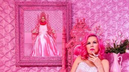 In Living Color: Meet the Pink Lady of Hollywood