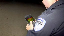 Police Guard Homes With Drones, Thermal Imaging