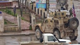 US Troops on Patrol Killed in Blast in Syria