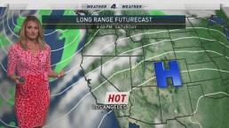 AM Forecast: Cooldown Ahead