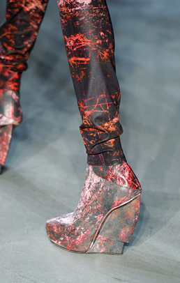 The Wildest Shoes on the Fashion Week Runways